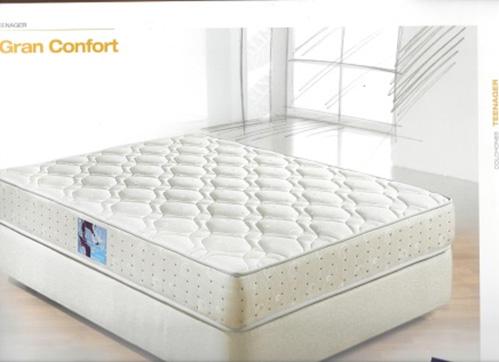 Gran confort colchon a croma tienda for Sofas gran confort