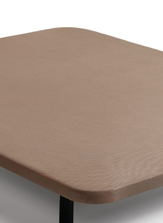 Base tapizada Air Som 3D Beige