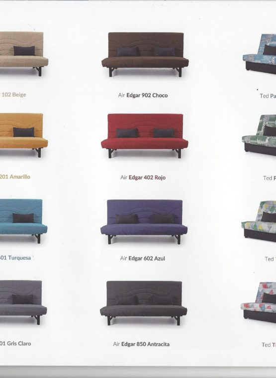 AIR SOFA CAMA EDGAR