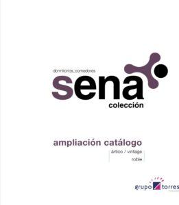 Ampliación catálogo Sena